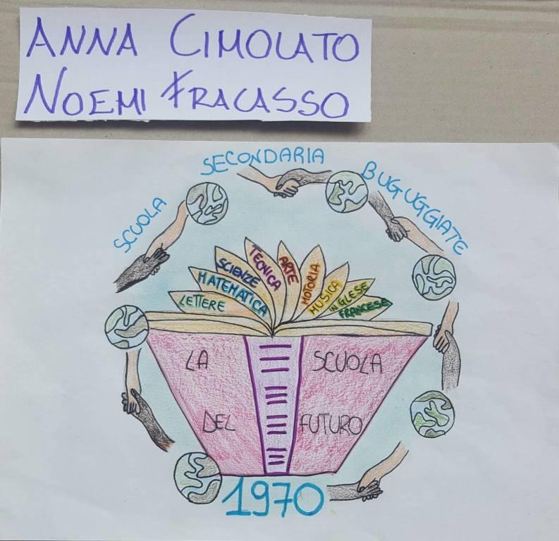 Un logo per la scuola media di Buguggiate