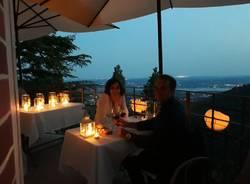 Una cena al sacro monte per i tesori monumentali del borgo