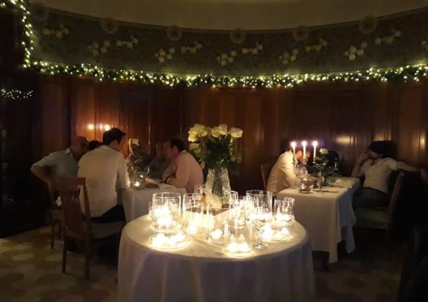 Cena al Borducan per il Sacro Monte