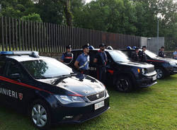 Varese - Festa dei Carabinieri 2019