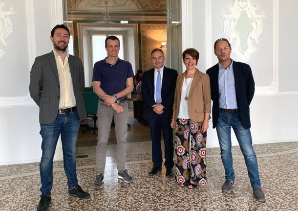 Varese- Presentazione Interreg Acqua per Ceresio