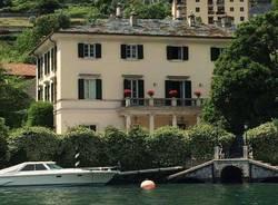 villa oleandra lake como George clooney