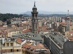 Vista Bernascone da torre civica