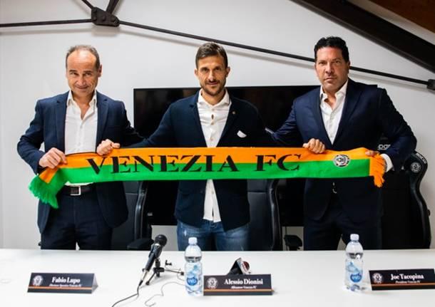 alessio dionisi venezia calcio