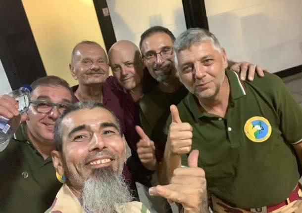 Associazione nazionale bersaglieri di Cislago