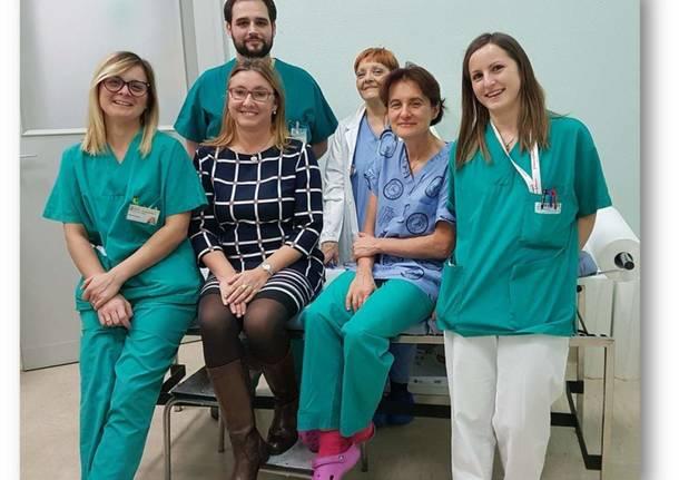 breast unit francesca rovera