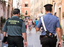 carabinieri spagna
