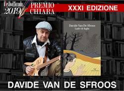 Incontro con Davide Van De Sfroos al XXXI Premio Chiara