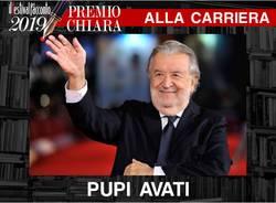 PUPI AVATI - Premio Chiara alla Carriera 2019