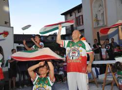 Pizza in piazza: pienone a Orino