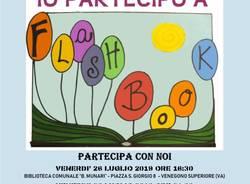 """L'Associazione Arte Diem partecipa a """"Flashbook – letture a ciel sereno"""""""