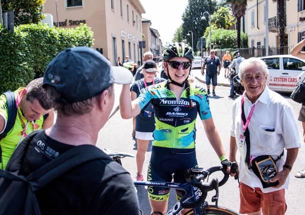 Ciclismo femminile Giro Rosa 2019