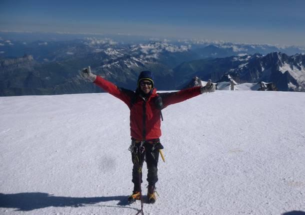 Da Genova al Monte Bianco