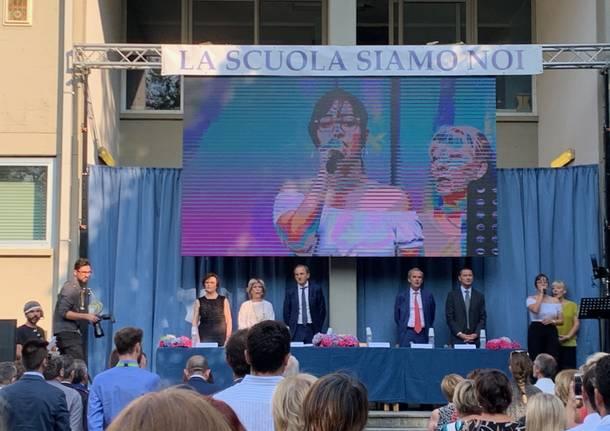 diploma day all'Ite Tosi di Busto Arsizio