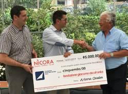 donazione nicora garden