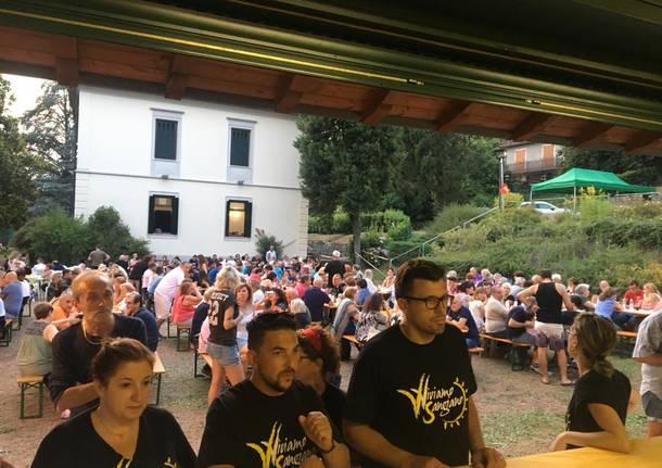 Festa spagnola della pro loco di Sangiano
