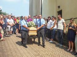 funerale matteo rossi travedona monate