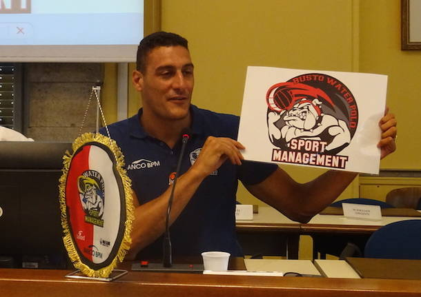 fusione pallanuoto sport management busto arsizio 2019