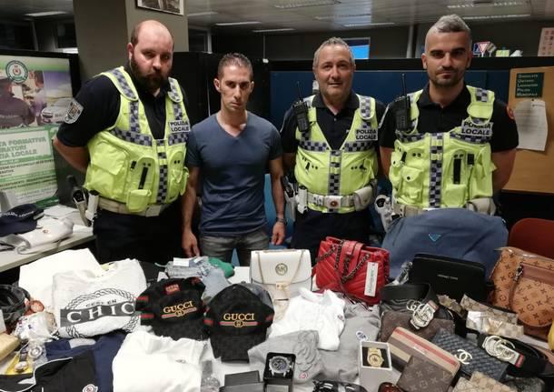 contraffazione sequestro