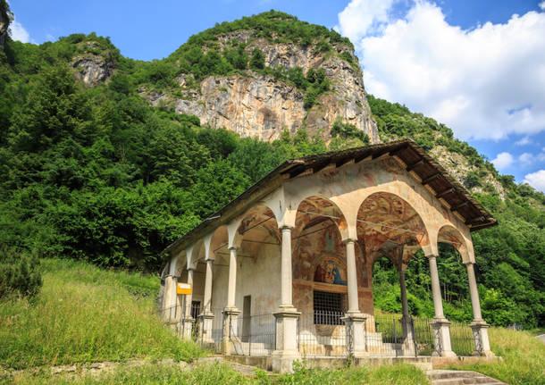 Il Sacro Monte di Varallo