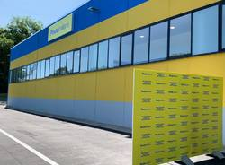 Inaugurazione del Centro di distribuzione Postale Cazzago Brabbia