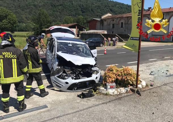 Incidente a Mesenzana