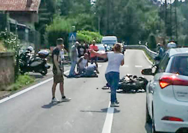 incidente lavena ponte tresa