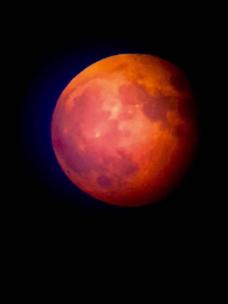 L'eclissi di Luna, 16 luglio