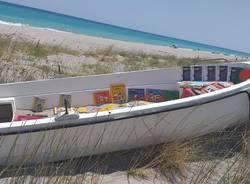 La libreria in riva al mare