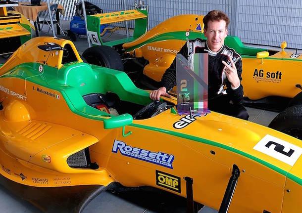 laurence balestrini automobilismo formula renault 2019