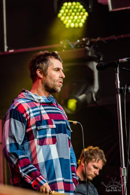 Liam Gallagher in concerto a Moon and Stars di Locarnoq