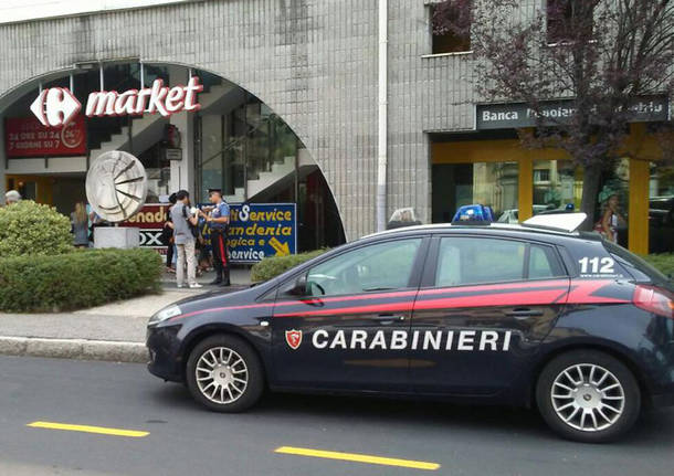 Luino - Carabinieri