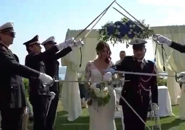 Matrimonio Nicholas e Stefania