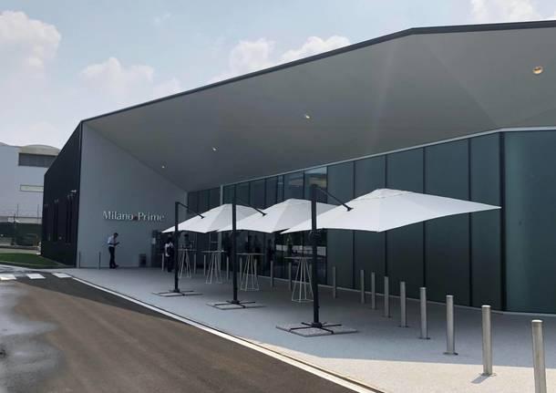 Malpensa Inaugura Il Nuovo Terminal Per I Voli Di Lusso