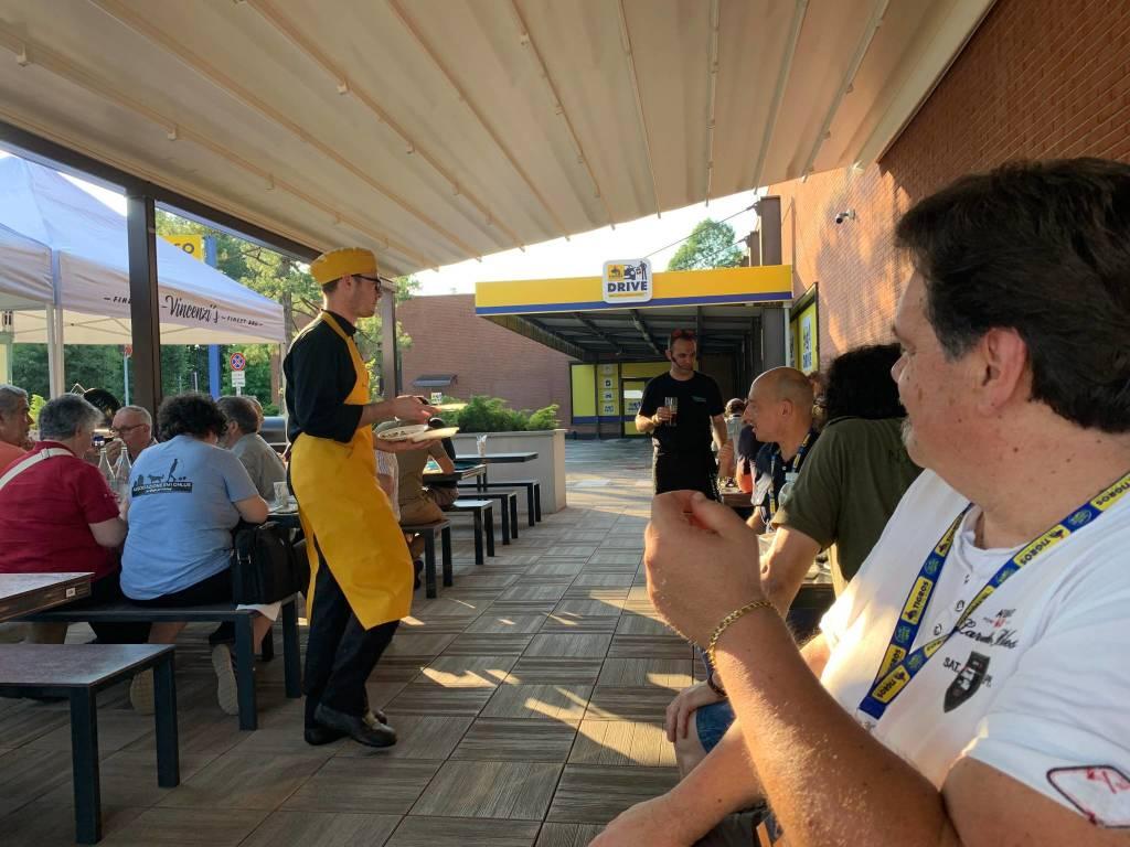 Mirko Vincenzi e il barbecue estivo