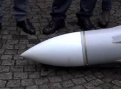 Missile antiaereo sequestrato