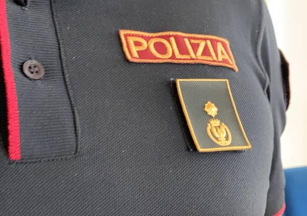 nuovi gradi polizia