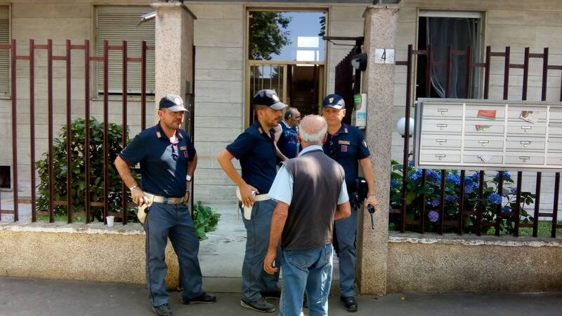 Omicidio in via Giovanelli Legnano   1