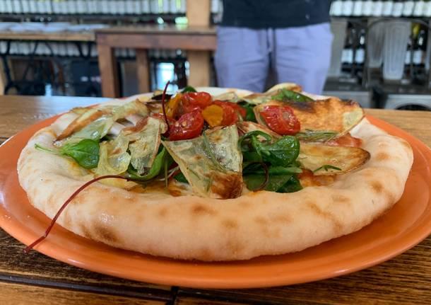 Pizza senza glutine al campionato italiano