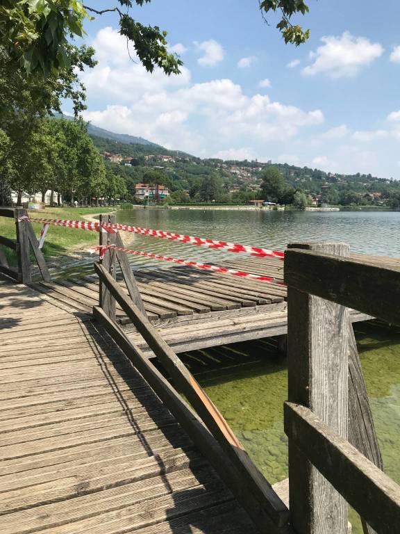 Pontile Belvedere a Gavirate