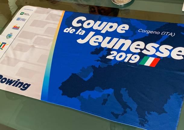 Presentazione coupe de la jeunesse 2019 corgeno
