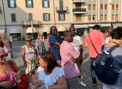 restiamo umani fa tappa a Varese