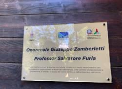 Riaperta nel nome di Zamberletti e Furia la Dacia di Villa Baragiola