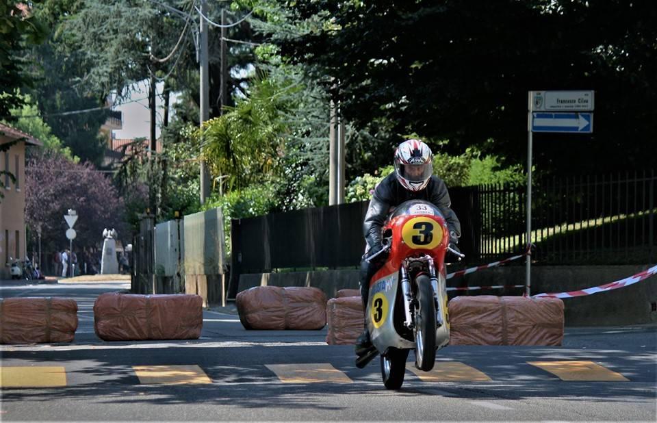 rievocazione moto storiche Tradate