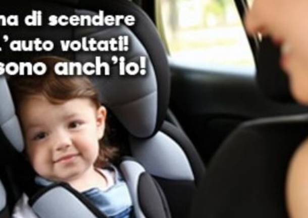 seggiolino bambini auto