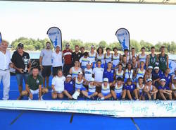 squadra canottieri varese festival dei giovani canottaggio 2019 idroscalo milano