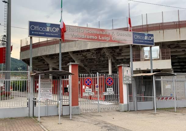 Stadio Franco Ossola Masnago Varese