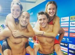 staffetta mondiali di nuoto nicolò martinenghi margherita panzera elena di liddo manuel frigo