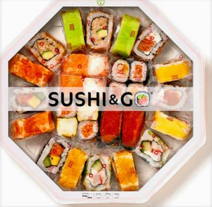 TfS Group: packaging, sushi e non solo