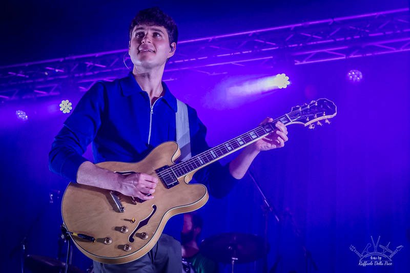 Vampire Weekend in concerto an Milano